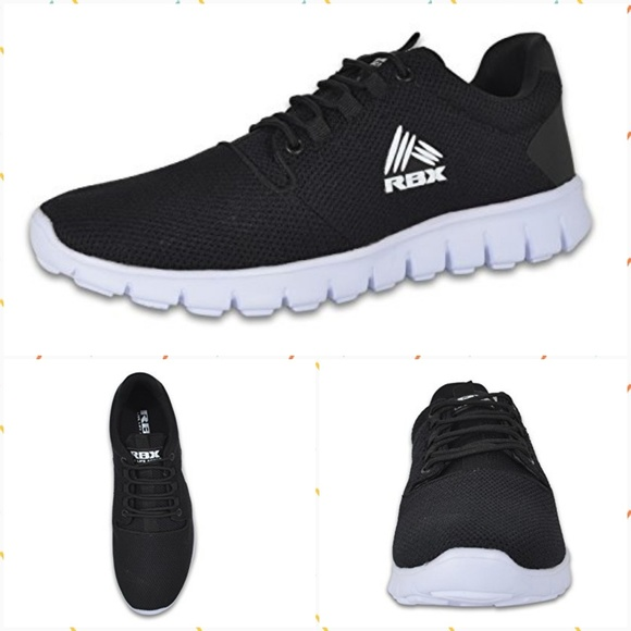 Life Active Mens Mesh Running Shoe